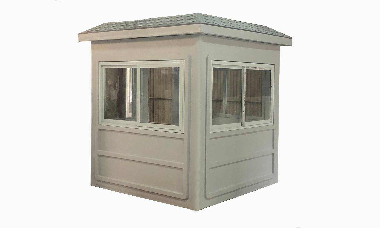 Cabin bảo vệ 2mx2m