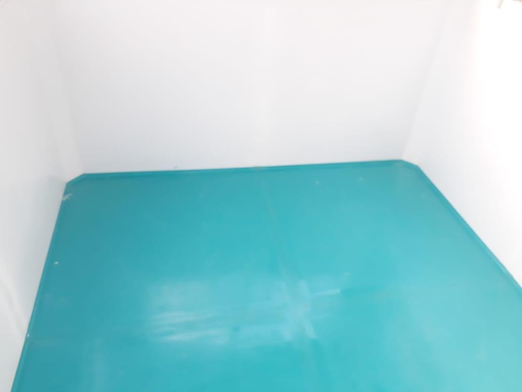 Sàn nhà bảo vệ 2m x 2m Handy đúc liền tường