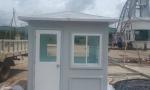 Lắp đặt cabin điều khiển trạm cân oto tải