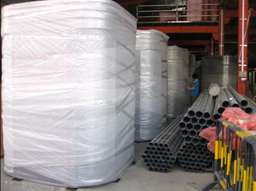 Quy cách đóng gói khi vận chuyển nhà bảo vệ