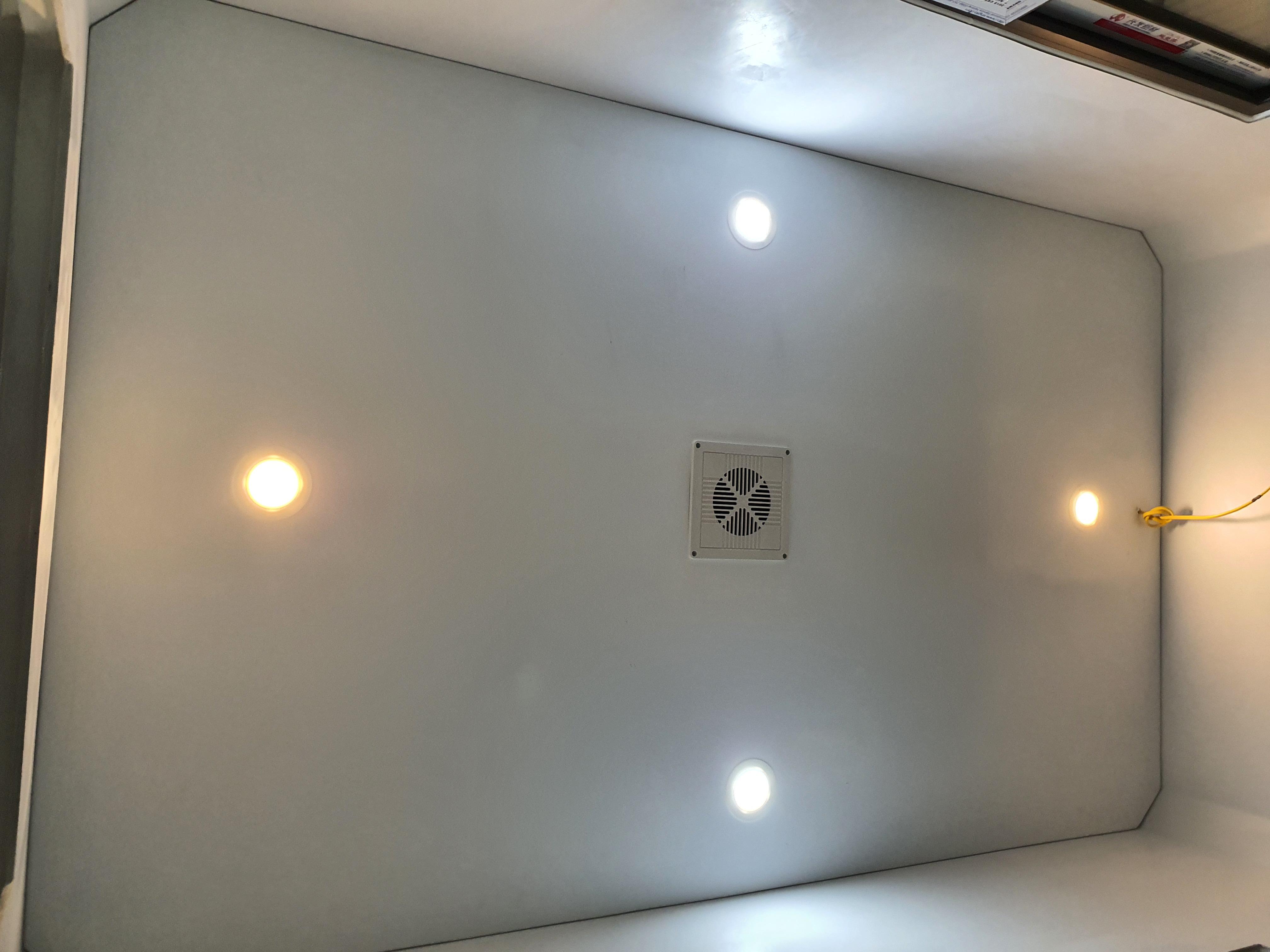 Hệ thống chiếu sáng 2 màu giảm cận thị