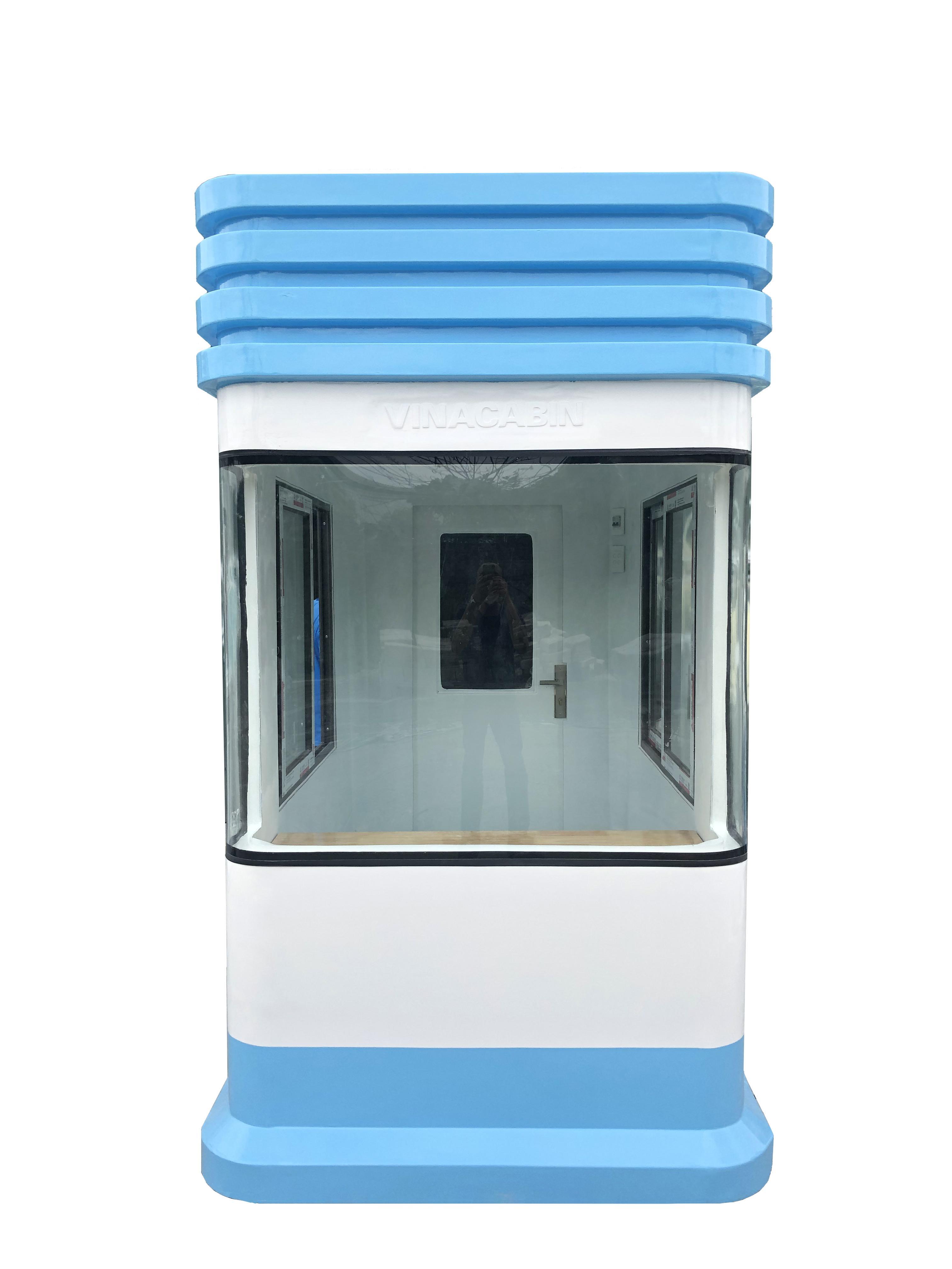 Cabin trạm thu phí VC1H1400