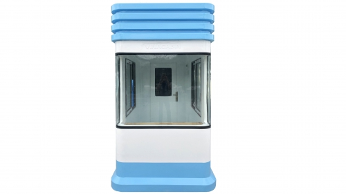 Cabin trạm thu phí BOT VC1H1400