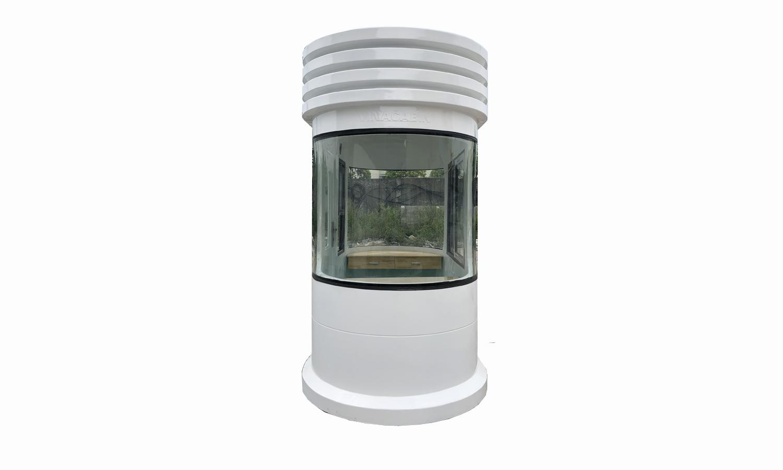 Cabin bãi giữ xe thông minh VR2H1300