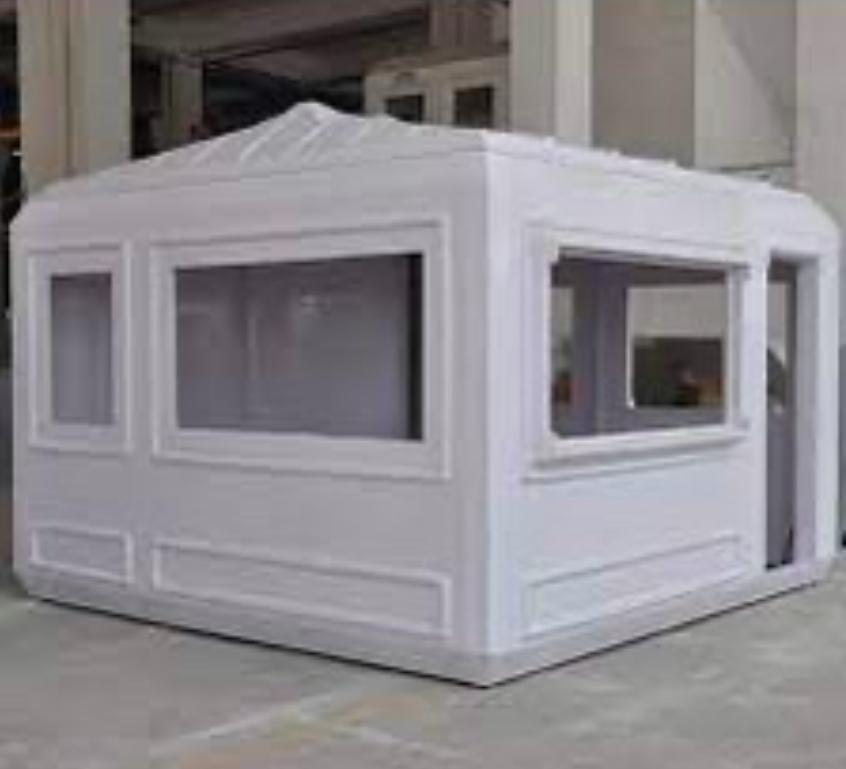 Nhà bảo vệ cỡ lớn bằng vật liệu composite